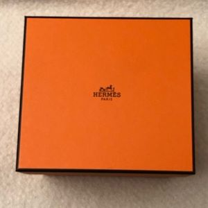 Hermes Empty Box, No Dust Bag, No Ribbon